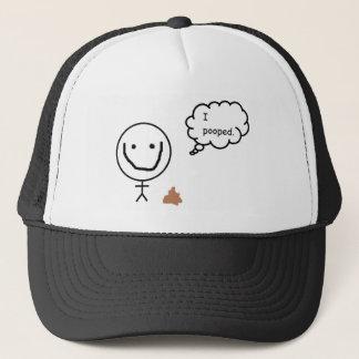 I Pooped! Trucker Hat