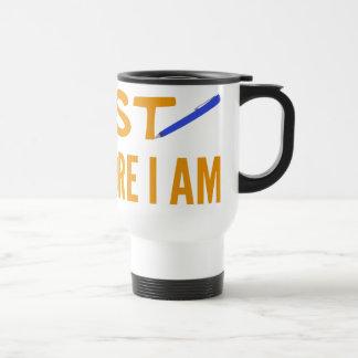 I Post Therefore I Am Mug