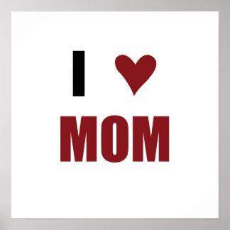 I poster de la mamá del corazón