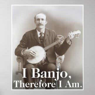 I poster del banjo