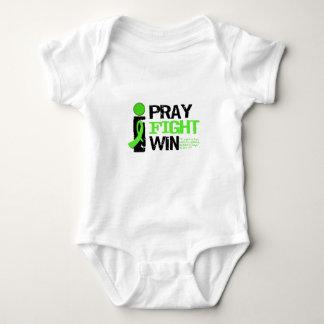 i Pray.Fight.Win. Baby Bodysuit