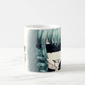 I prefer blood anime vampire mug