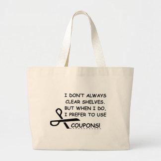 I PREFER COUPONS BAG