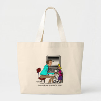 I Printed Out Your Card Myself Tote Bags