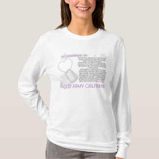 I Promise To (Army Gf) T-Shirt
