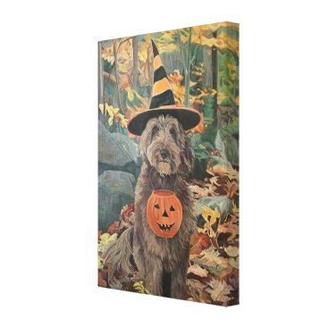 Halloween Themed I Put a Spell on You...... Canvas Print