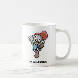 I Put On Pants Today Coffee Mug