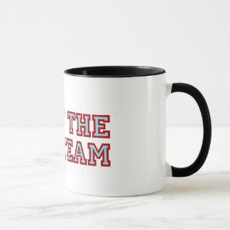 I Put the I in Team Mug