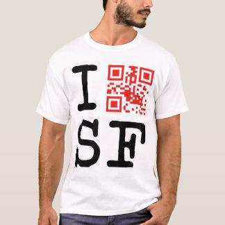 I QRCODE SF T-Shirt