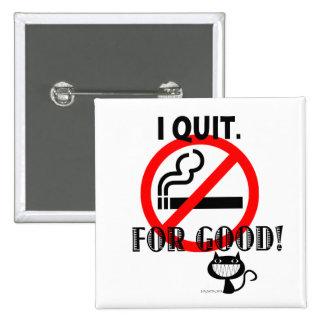 I Quit Button