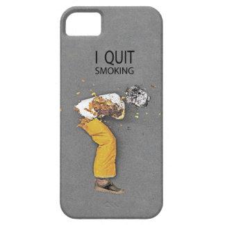 I Quit Smoking iPhone SE/5/5s Case