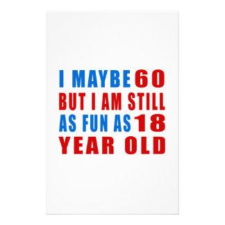 I quizá 60 diseños del cumpleaños papeleria