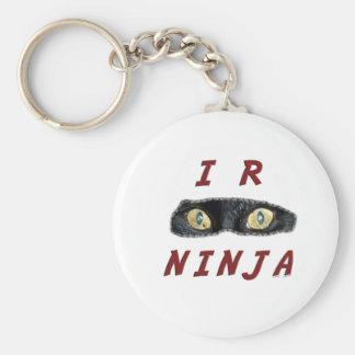 I-R-Ninja Keychain