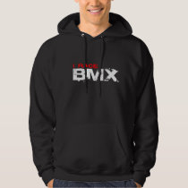 i RACE BMX WHITE - Hoodie