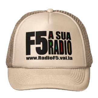 I radiate F5 in the head!