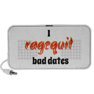 I Ragequit Bad Dates Speakers