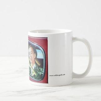 I ran into my ex! coffee mug