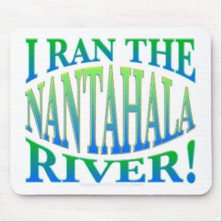 I Ran the Nantahala River Mouse Pad