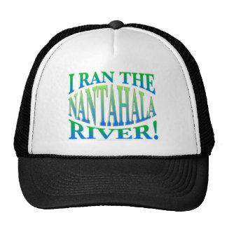 I Ran the Nantahala River Trucker Hat