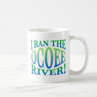 I Ran the Ocoee River Mug