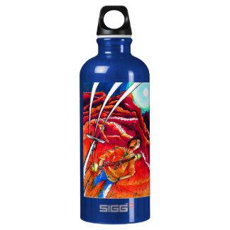 I-ray! Aluminum Water Bottle