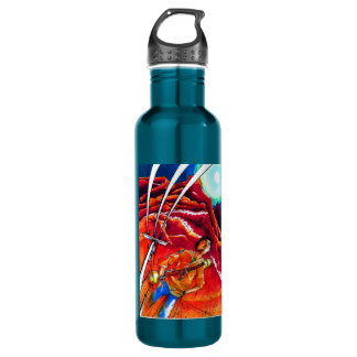 I-ray! Stainless Steel Water Bottle