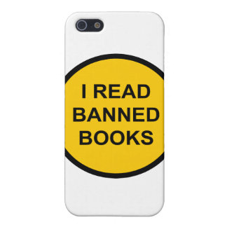 I Read Banned Books iPhone SE/5/5s Case