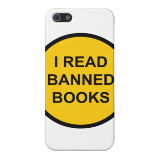 I Read Banned Books iPhone SE/5/5s Cover