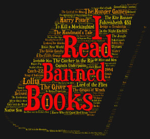 3eee61510f8 Read Banned Books T-Shirts   Shirt Designs