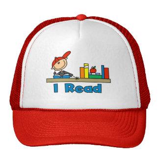 I Read Trucker Hat