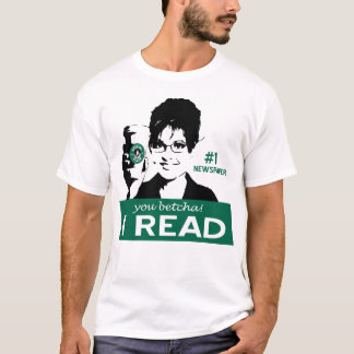 I Read Papers Tee