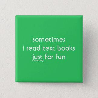 i read text books button
