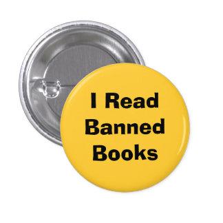 I ReadBannedBooks Buttons