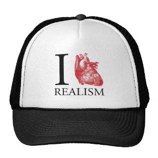 I realismo del corazón gorras