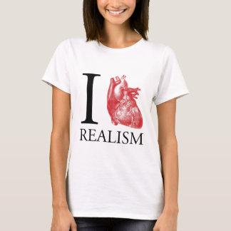 I realismo del corazón playera