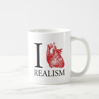 I realismo del corazón taza