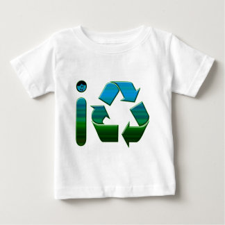 I Recycle 02 Baby T-Shirt