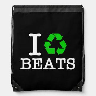 I Recycle Beats Backpacks