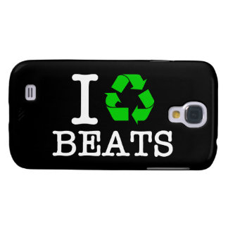 I Recycle Beats Samsung S4 Case