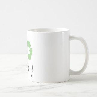 I Recycle Boys! (Just 4 Girls <3) Mugs