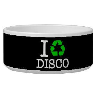 I Recycle Disco Bowl
