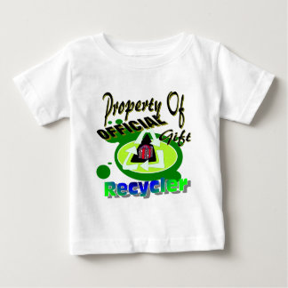 I Recycle Gifts T-shirt
