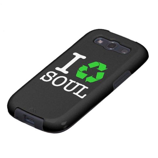 I Recycle Soul Samsung Galaxy Case