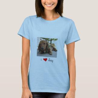 i [REDheart] daisy T-Shirt