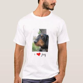 i [REDheart] joey T-Shirt