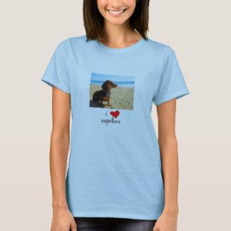i [REDheart] - Landscape Womens T-Shirt