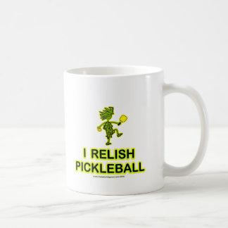 I Relish Pickleball Shirts & Gifts Coffee Mugs