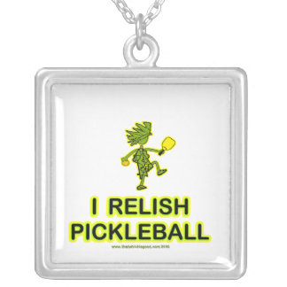 I Relish Pickleball Shirts & Gifts Jewelry