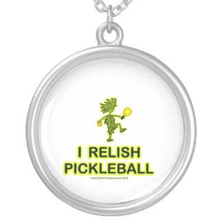 I Relish Pickleball Shirts & Gifts Pendants