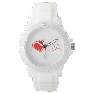 I reloj del corazón KRA